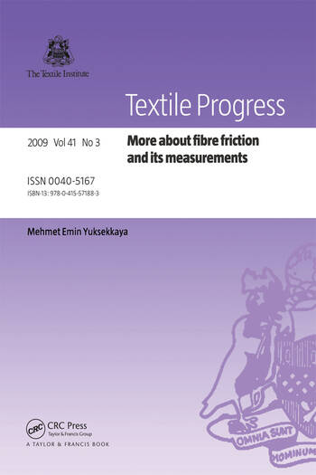 More about Fibre Friction and its Measurements book cover