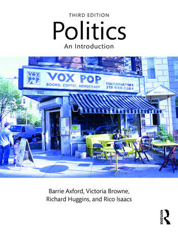 Politics An Introduction book cover