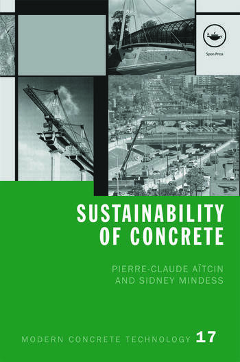 Sustainability of Concrete book cover