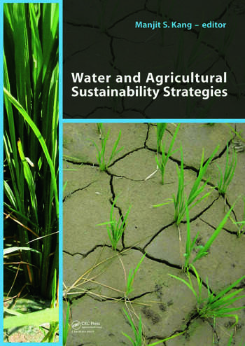 Water and Agricultural Sustainability Strategies book cover