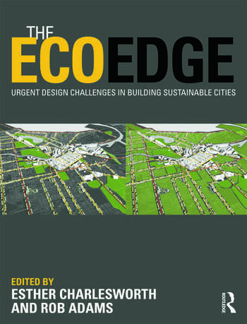 The EcoEdge Urgent Design Challenges in Building Sustainable Cities book cover