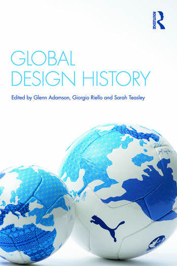 Global Design History book cover