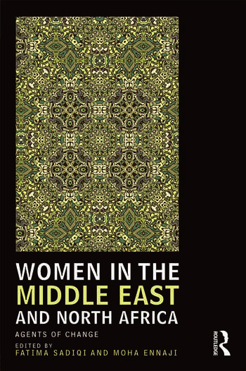 Women in the Middle East and North Africa Agents of Change book cover