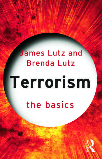 Terrorism: The Basics book cover