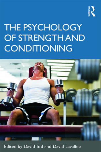 The Psychology of Strength and Conditioning book cover