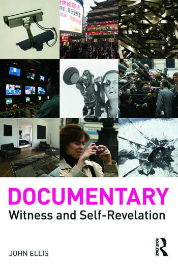 Documentary Witness and Self-Revelation book cover