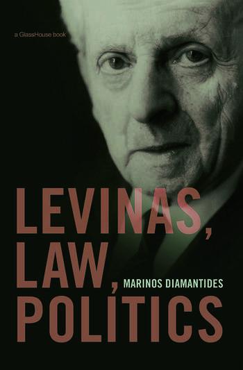 Levinas, Law, Politics book cover