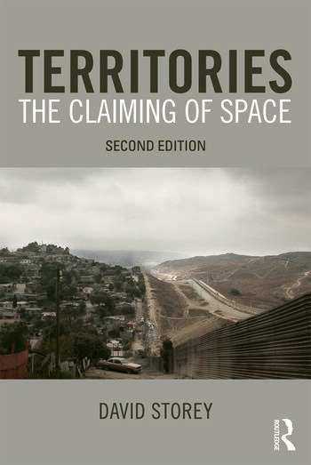 Territories The Claiming of Space book cover