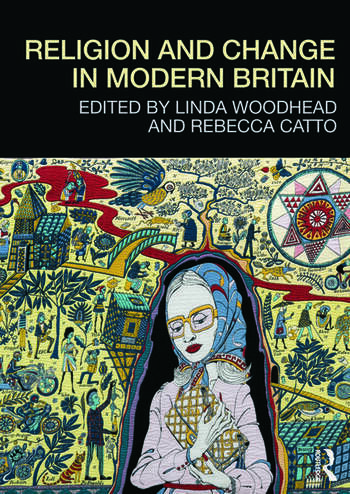 Religion and Change in Modern Britain book cover