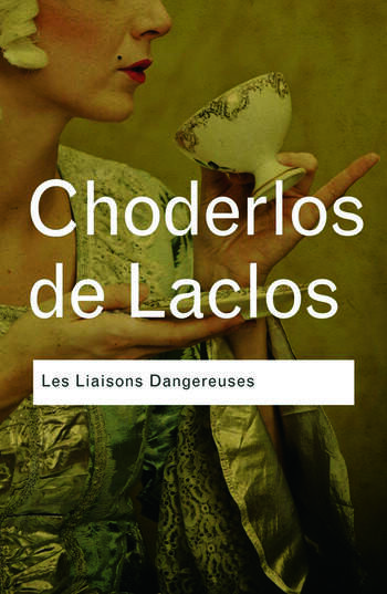Les Liaisons Dangereuses book cover