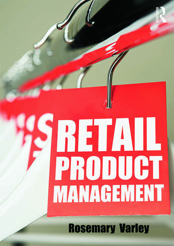 Retail Product Management Buying and merchandising book cover