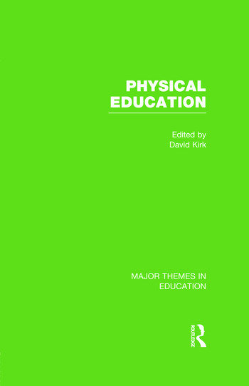 Physical Education book cover
