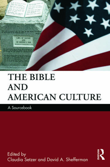 The Bible and American Culture A Sourcebook book cover