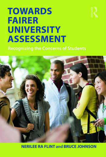 Towards Fairer University Assessment Recognizing the Concerns of Students book cover