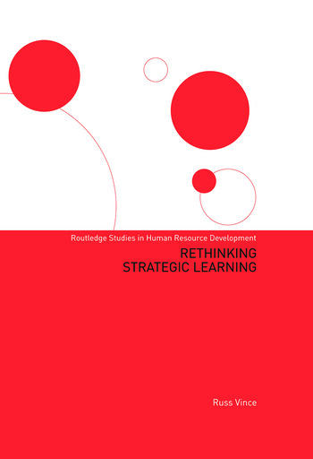 Rethinking Strategic Learning book cover