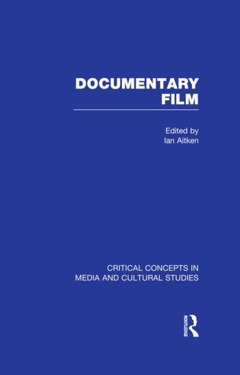Documentary Film book cover