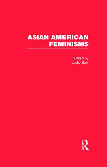 Asian American Feminisms book cover