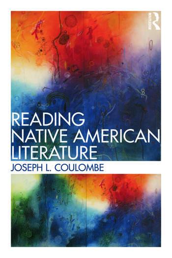 Reading Native American Literature book cover