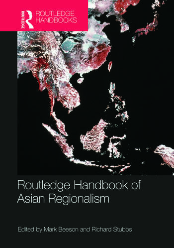 Routledge Handbook of Asian Regionalism book cover