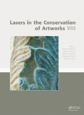 Lasers in the Conservation of Artworks VIII book cover