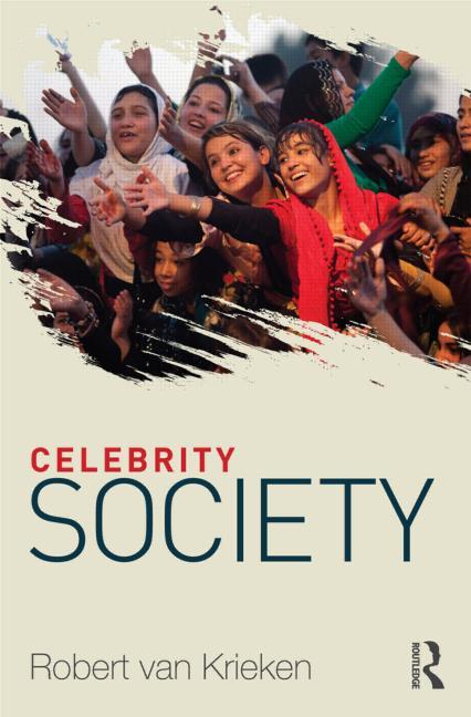 Celebrity Society book cover