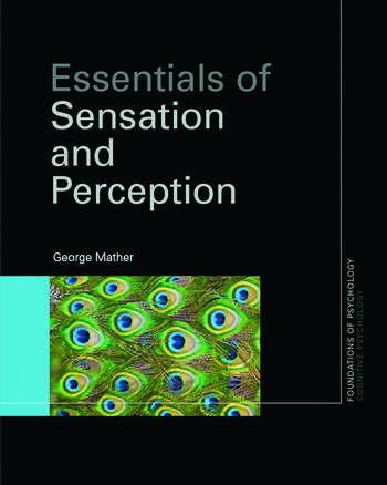 Essentials of Sensation and Perception book cover