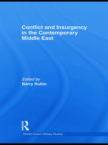 Conflict and Insurgency in the Contemporary Middle East book cover