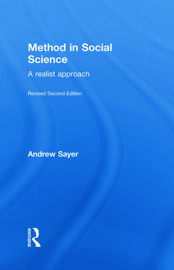 Method in Social Science Revised 2nd Edition book cover