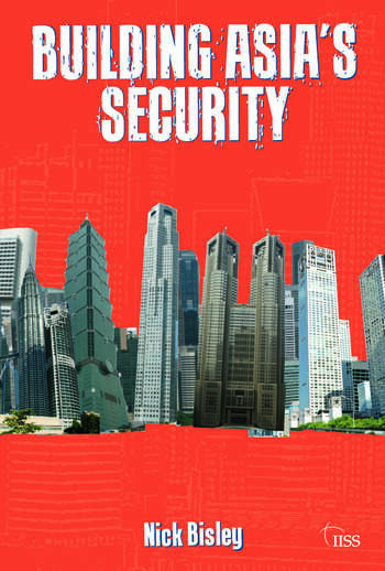 Building Asia's Security book cover