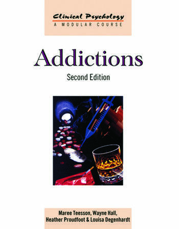 Addictions book cover