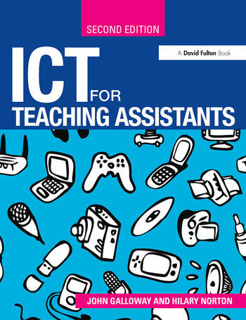 ICT for Teaching Assistants book cover