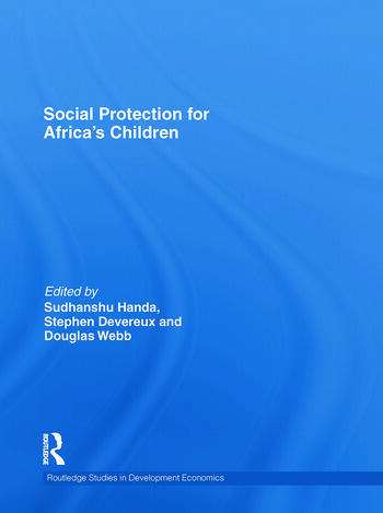 Social Protection for Africa's Children book cover