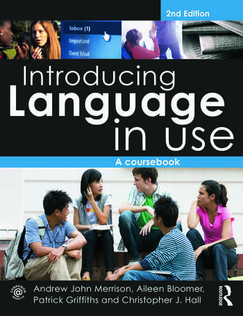 Introducing Language in Use A Course Book book cover