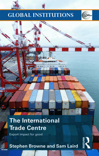 The International Trade Centre Export Impact for Good book cover