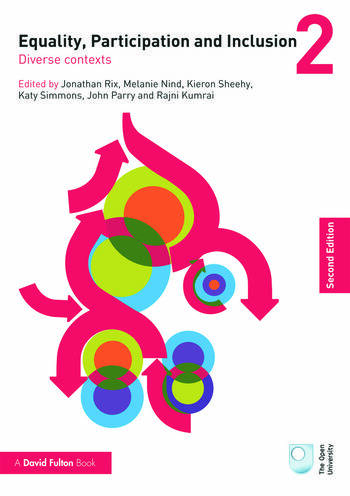Equality, Participation and Inclusion 2 Diverse Contexts book cover