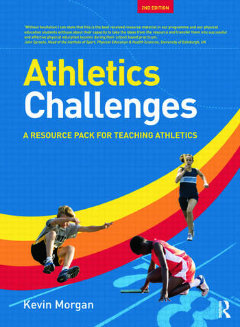 Athletics Challenges A Resource Pack for Teaching Athletics book cover