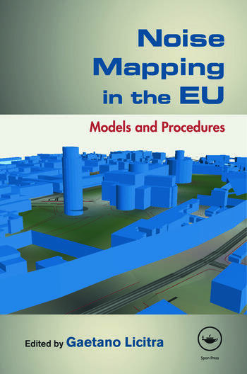 Noise Mapping in the EU Models and Procedures book cover