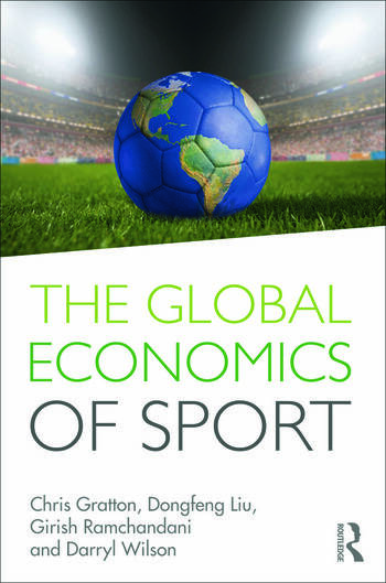 The Global Economics of Sport book cover