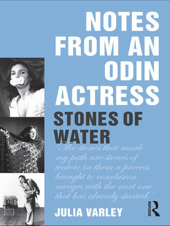 Notes From An Odin Actress Stones of Water book cover