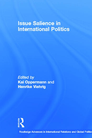 Issue Salience in International Politics book cover