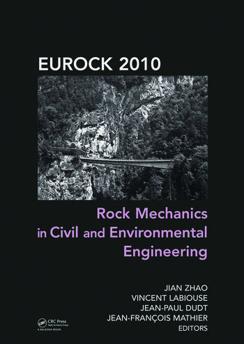 Rock Mechanics in Civil and Environmental Engineering book cover