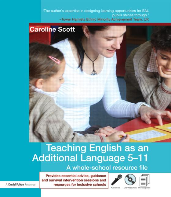 Teaching English as an Additional Language 5-11 A whole school resource file book cover