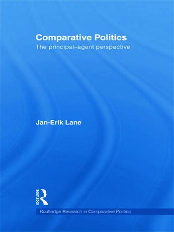Comparative Politics The Principal-Agent Perspective book cover