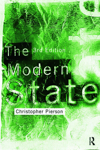 The Modern State book cover