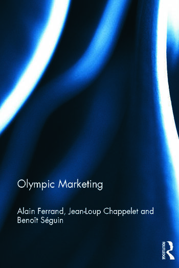 Olympic Marketing book cover