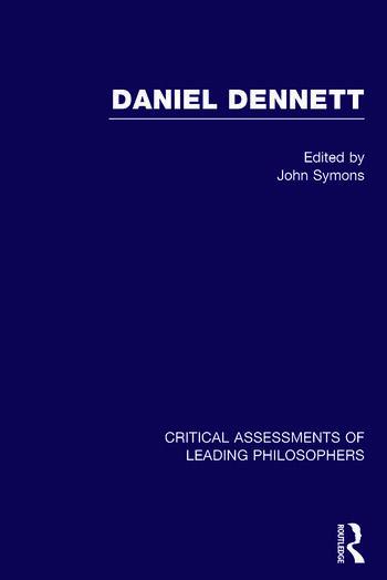 Daniel Dennett book cover