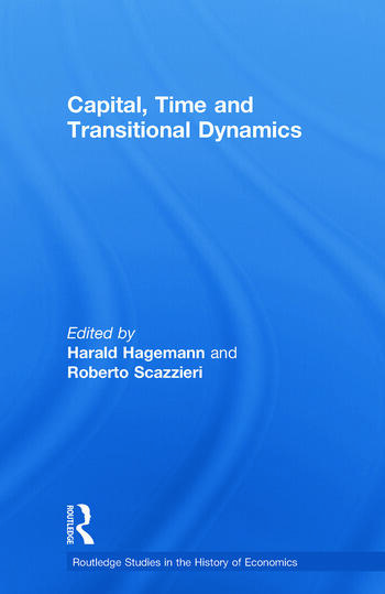 Capital, Time and Transitional Dynamics book cover