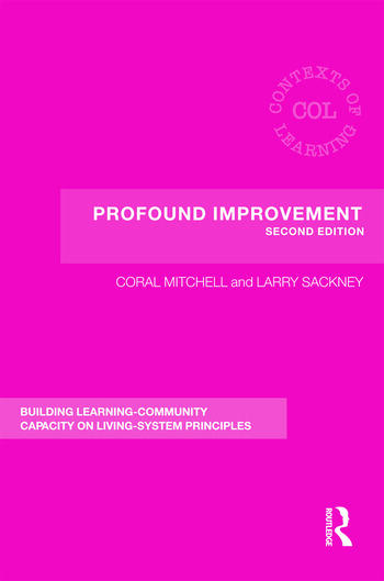Profound Improvement Building Capacity for a Learning Community book cover