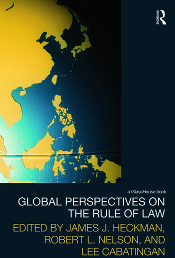 Global Perspectives on the Rule of Law book cover