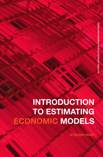 Introduction to Estimating Economic Models book cover